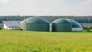 agricultural-biogas-plant